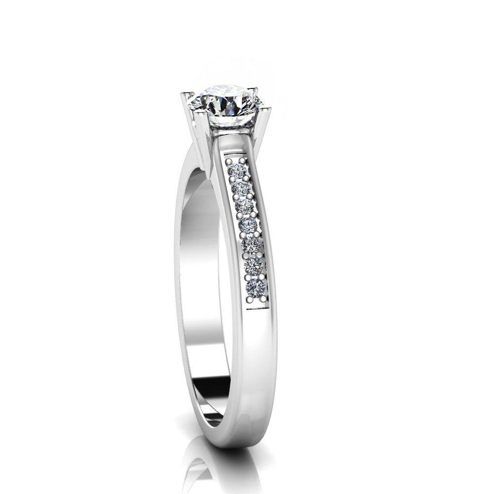 Vorschau: Verlobungsring-VR05-925er-Silber-9614-ceta