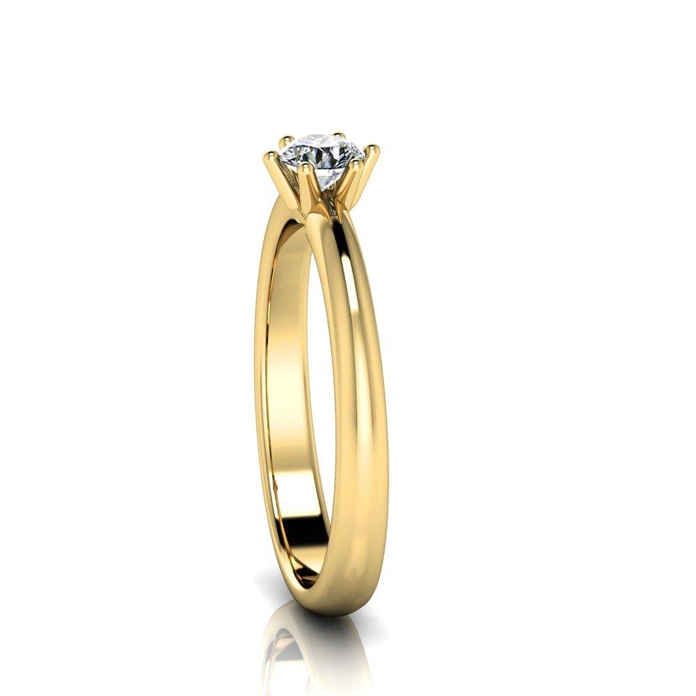 Vorschau: Verlobungsring-VR01-333er-Gelbgold-4901-ceta