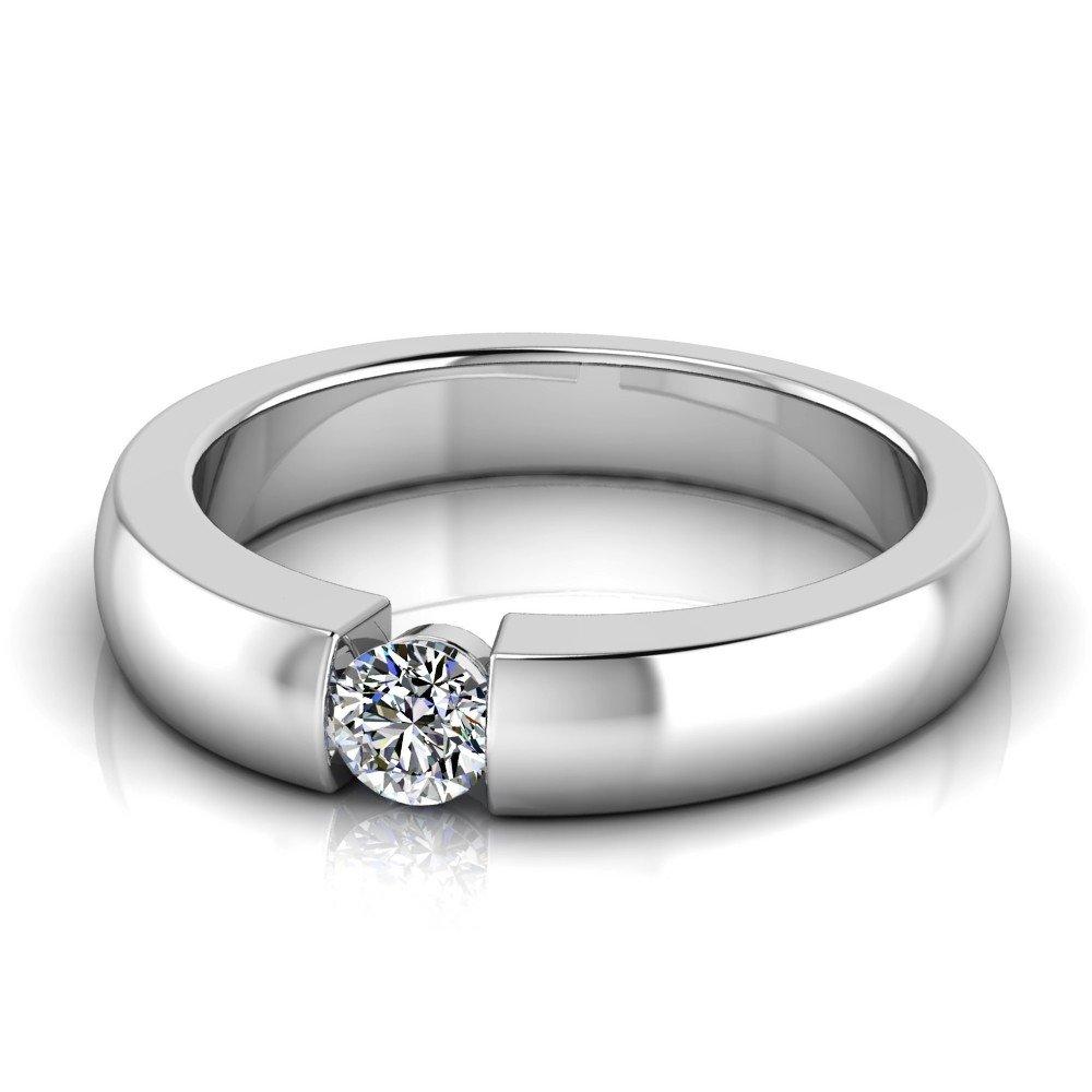 Vorschau: Verlobungsring-VR04-585er-Weißgold-6778-deta