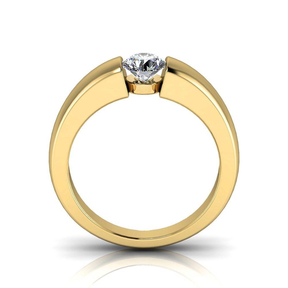 Vorschau: Verlobungsring-VR04-333er-Gelbgold-5145-beta