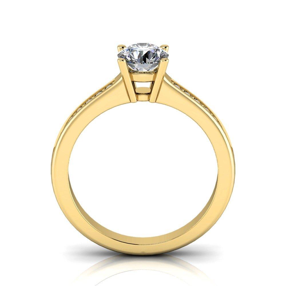 Vorschau: Verlobungsring-VR05-333er-Gelbgold-5205-beta
