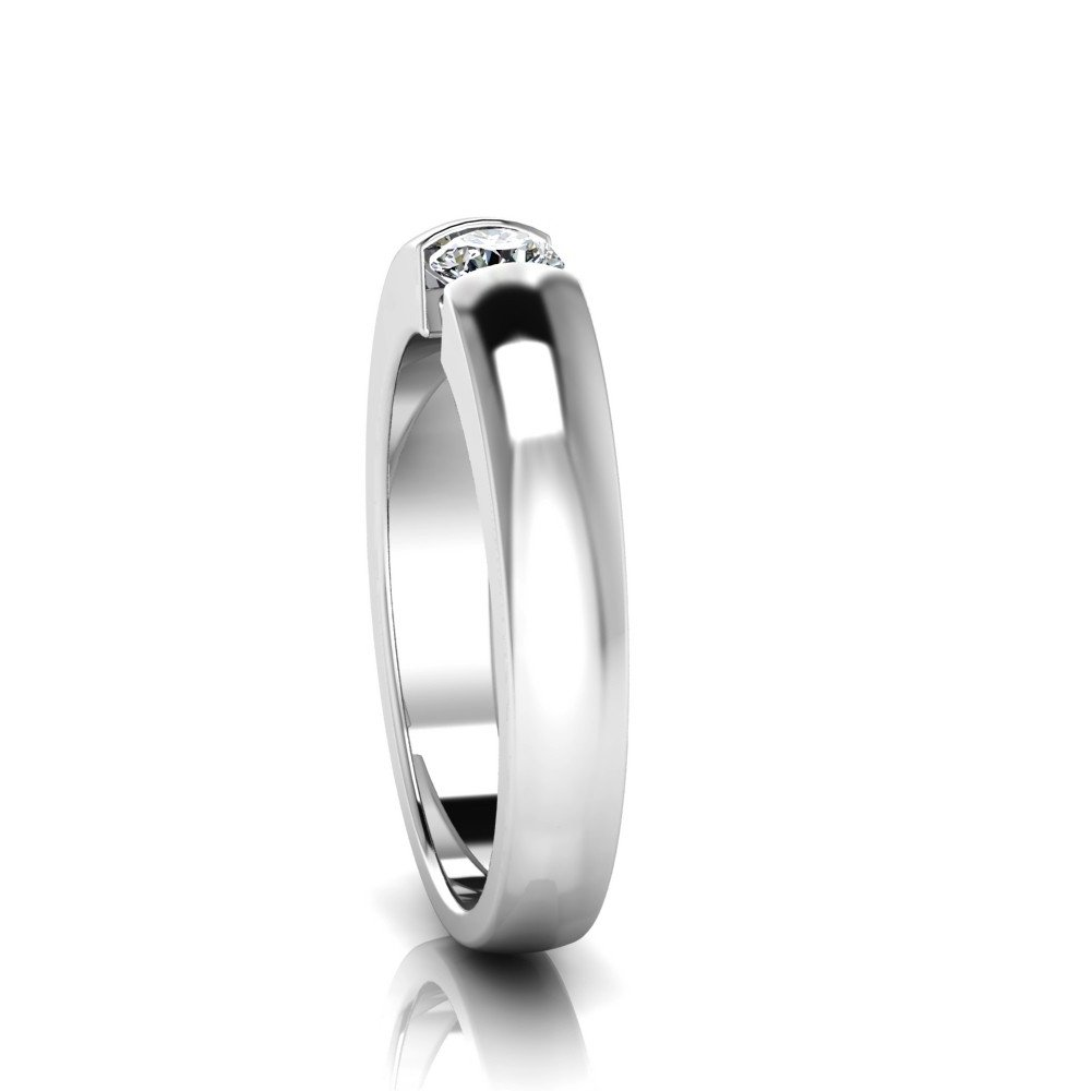 Vorschau: Verlobungsring-VR04-585er-Weißgold-6778-ceta