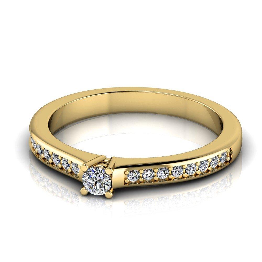 Vorschau: Verlobungsring-VR05-333er-Gelbgold-3439-deta