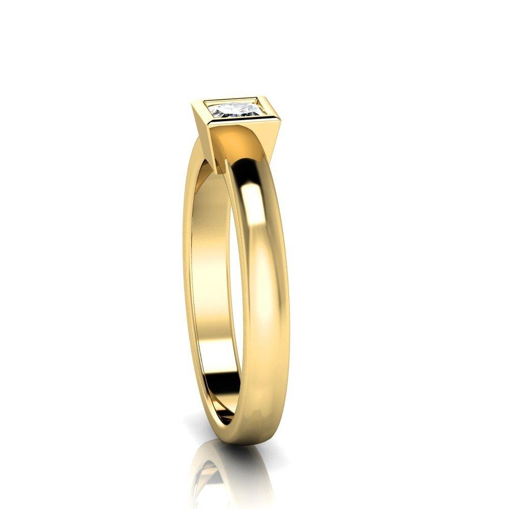 Vorschau: Verlobungsring-VR06-333er-Gelbgold-5285-ceta