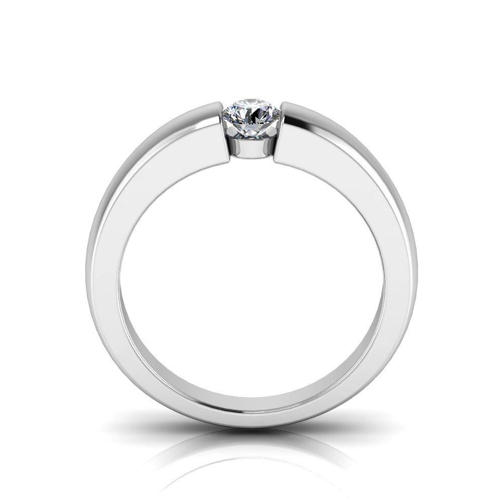 Vorschau: Verlobungsring-VR04-585er-Weißgold-6778-beta