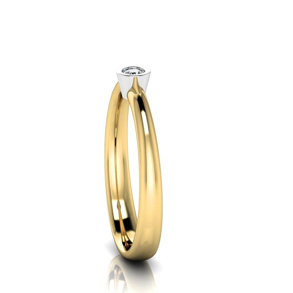 Vorschau: Verlobungsring-VR02-333er-Gelb-Weißgold-0994-ceta