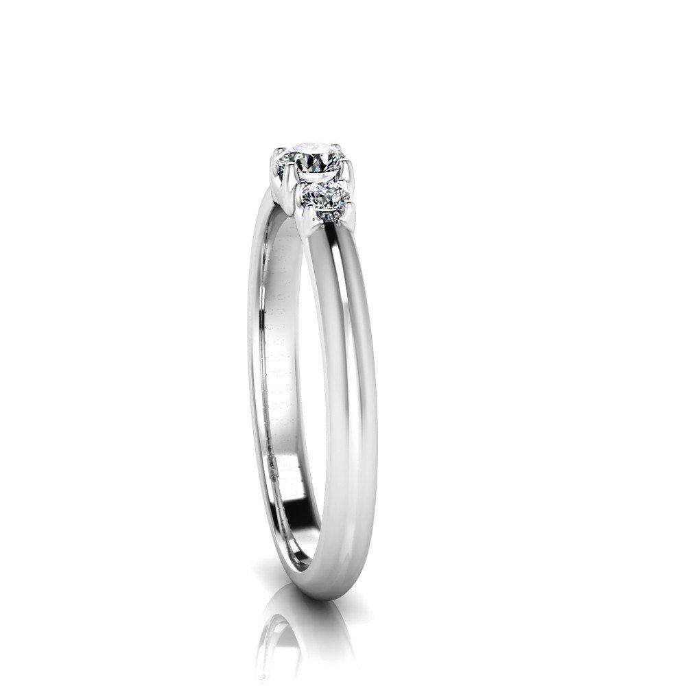 Vorschau: Verlobungsring-VR13-750er-Weißgold-6896-ceta