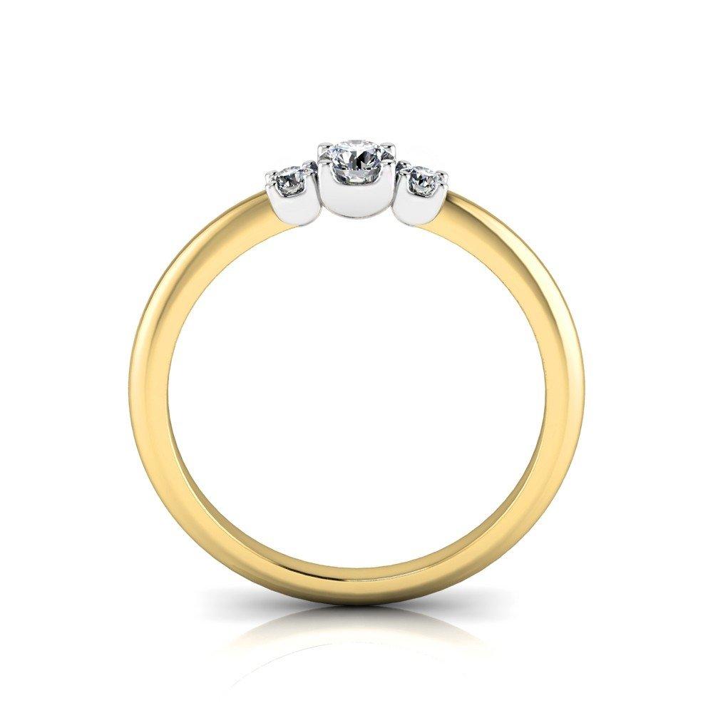 Vorschau: Verlobungsring-VR13-333er-Gelb-Weißgold-5775-beta