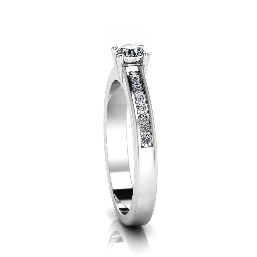 Vorschau: Verlobungsring-VR05-333er-Weißgold-6786-ceta