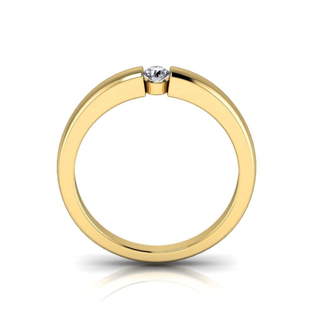 Vorschau: Verlobungsring-VR04-333er-Gelbgold-3403-beta