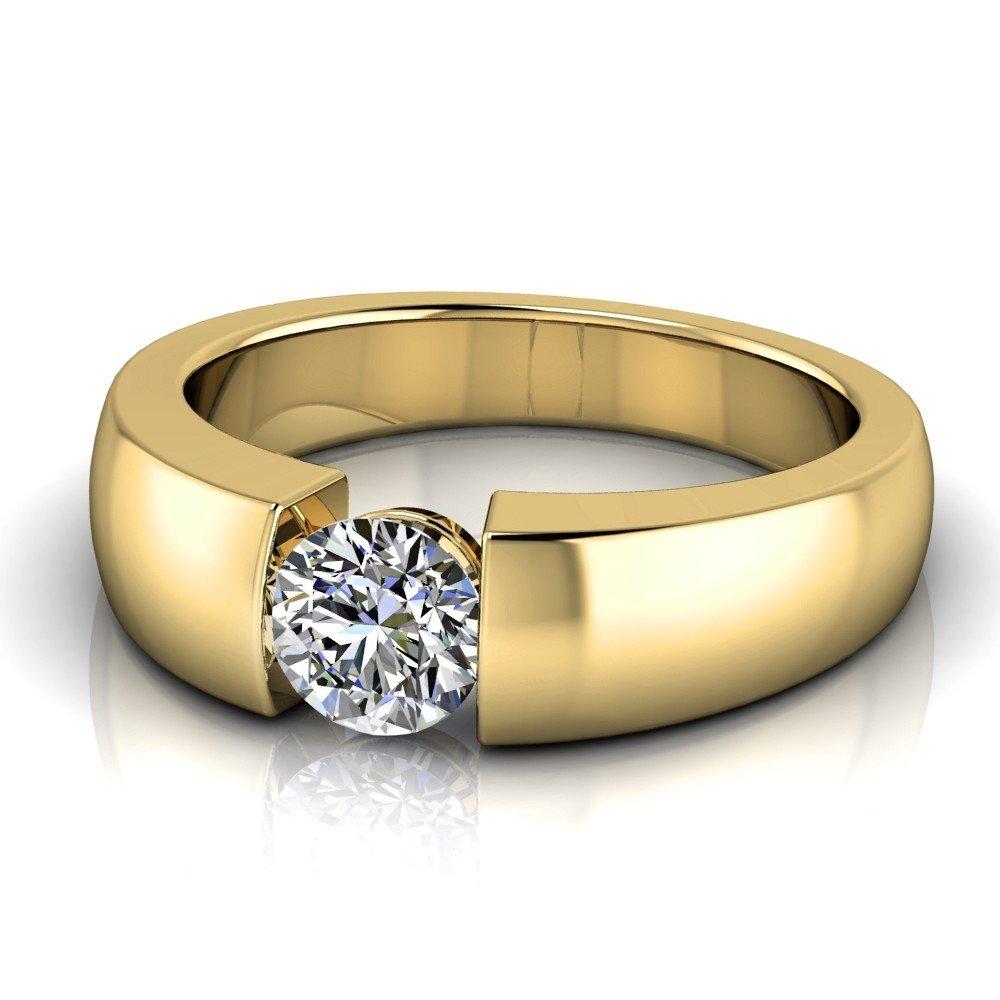 Vorschau: Verlobungsring-VR04-333er-Gelbgold-5149-deta