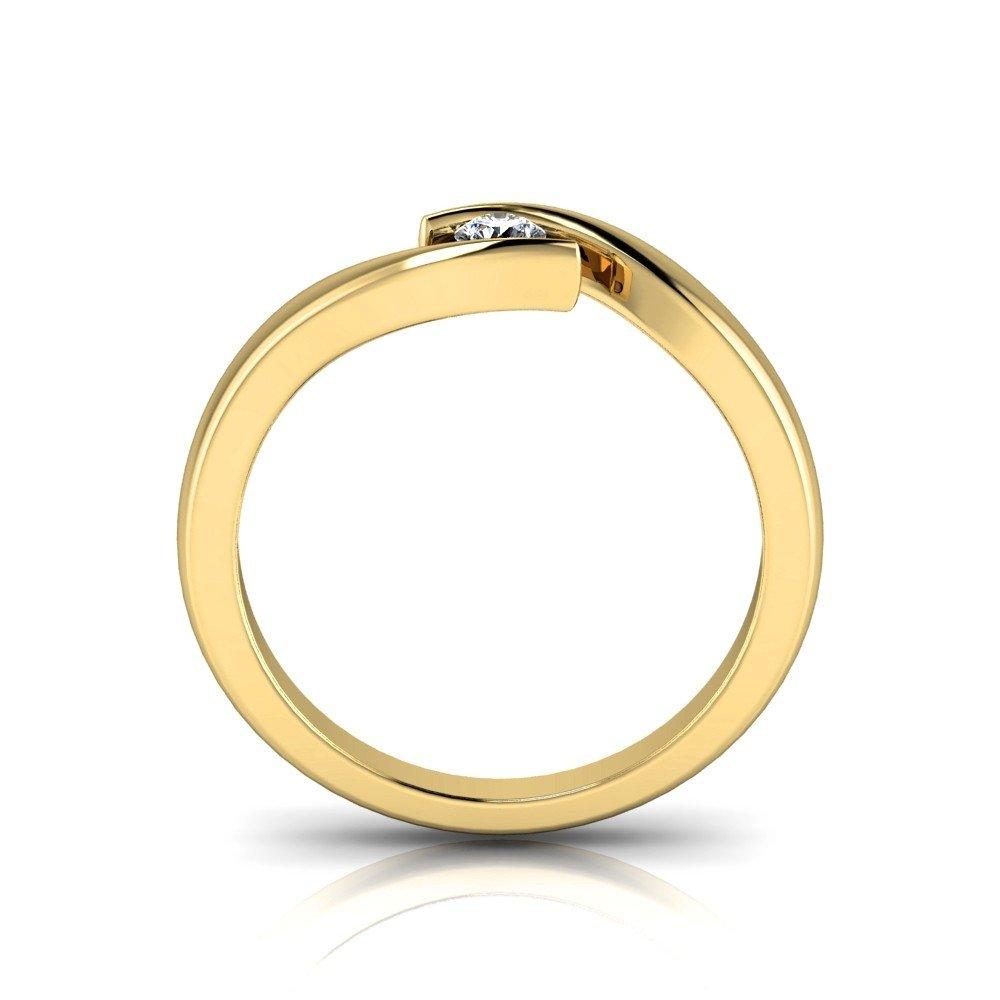Vorschau: Verlobungsring-VR03-333er-Gelbgold-3367-beta