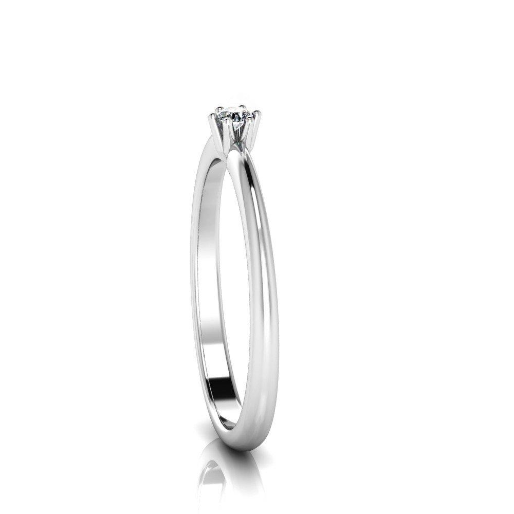 Vorschau: Verlobungsring-VR01-585er-Weißgold-6730-ceta