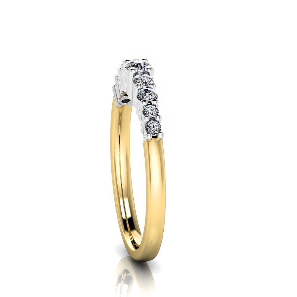 Vorschau: Verlobungsring-VR12-333er-Gelb-Weißgold-5726-ceta